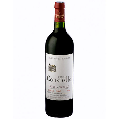 Château Coustolle Canon Fronsac Rouge 2015