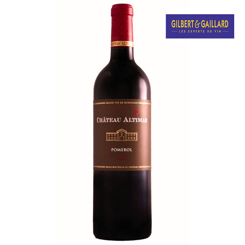 Chateau Altimar Pomerol AOP Rouge 2012