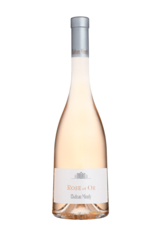 Chateau Minuty Rosé et Or